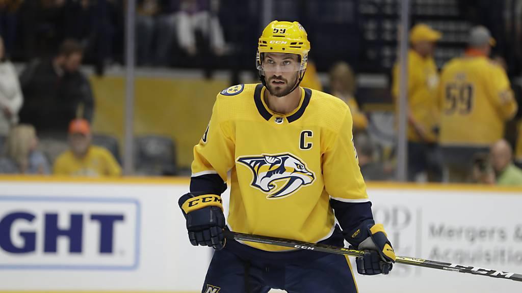 Josi in Wahl siebtbester NHL-Verteidiger