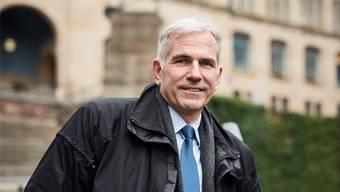 Wäre für alle Departemente zu haben: Lorenz Nägelin (SVP). Roland Schmid