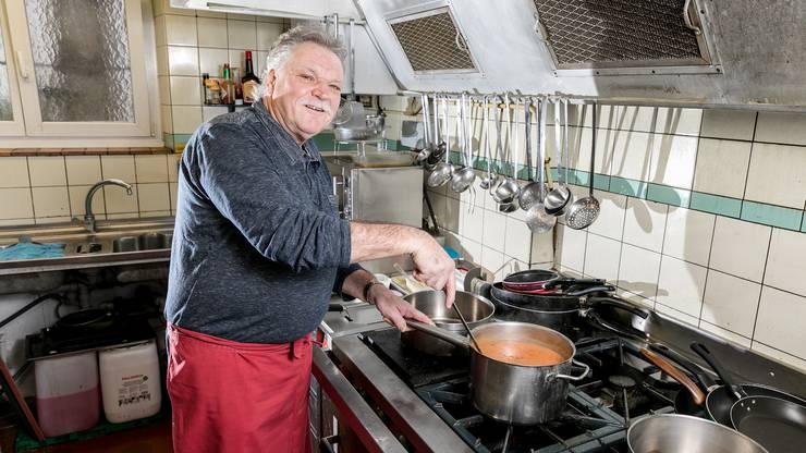 Albert Kappeler wurde das Gastgebersein sozusagen in die Wiege gelegt. Seine Eltern führten ein Restaurant in der Stadt Zürich. Bereits als Fünfjähriger wollte Kappeler Koch werden.
