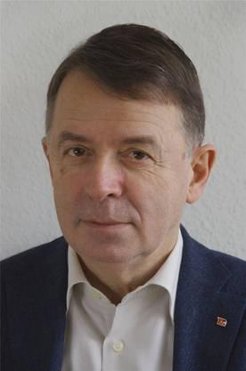 Helmut Hersberger, FDP.