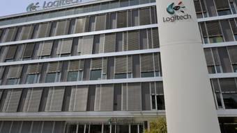 Europäischer Sitz von Logitech in Morges VD