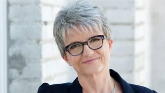 Maya Bally (59, Hendschiken) kandidierte 2016 auch als Regierungsrätin.