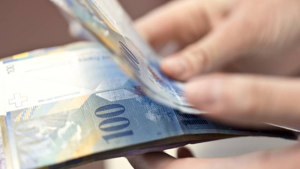 100 Franken Geldnote