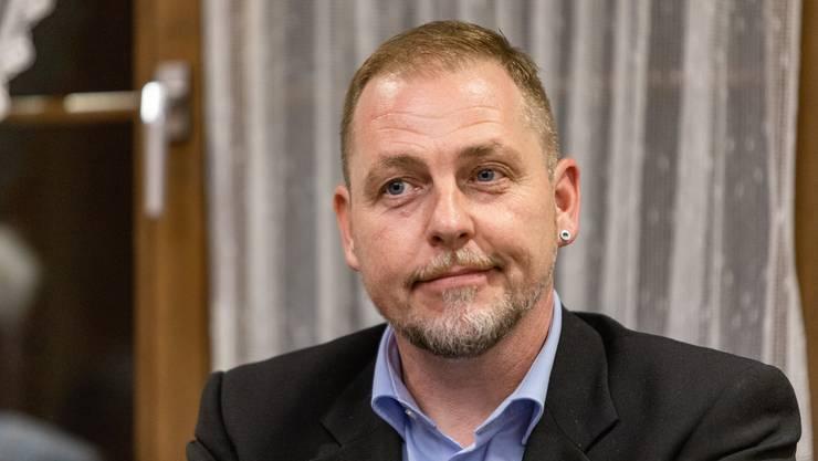 Rolf Laube, zufrieden nach dem Ja seiner Gemeinde zum Fusionsprojekt Rheintal+.