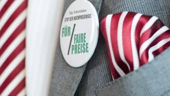 Am Dienstag wurde die Initiative für faire Preise eingereicht. (Archivbild)