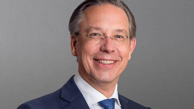 CS-Topmanager Peter Goerke.