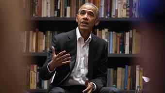 David Sieber: «Barack Obama, der Medien-Fuchs, bereitet die Rückkehr ins Weisse Haus vor.» (Archivbild)