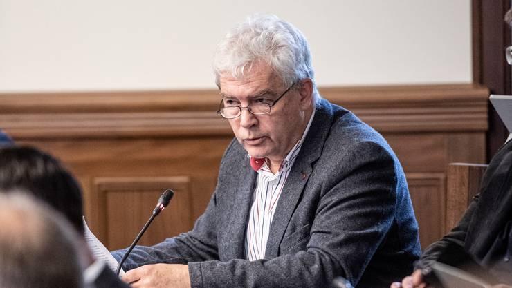 Der Oltner Nationalrat Felix Wettstein (Grüne). (Archiv)