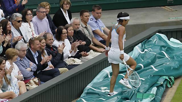 Kimiko Date-Krumm forderte Venus Williams