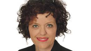Sass seit 2009 im Kantonsrat: Colette Adam. (Archiv)