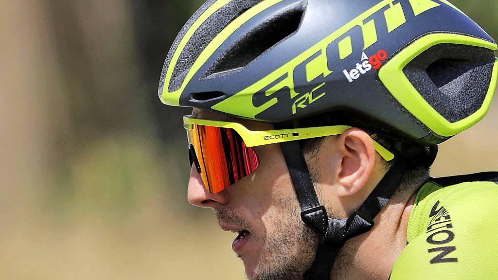 Simon Yates vom Team Mitchelton-Scott - der neue Leader Vuelta