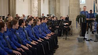 Vereidigung Kantonspolizei Aargau 2019
