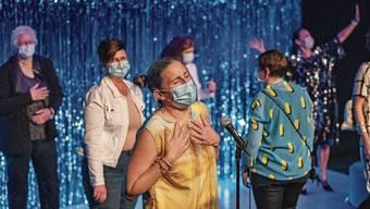 Krebs löst starke Gefühle aus. Musik auch. In der Inszenierung «Krebskaraoke »kommt alles zusammen.