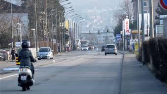 Politikum Rheinstrasse.