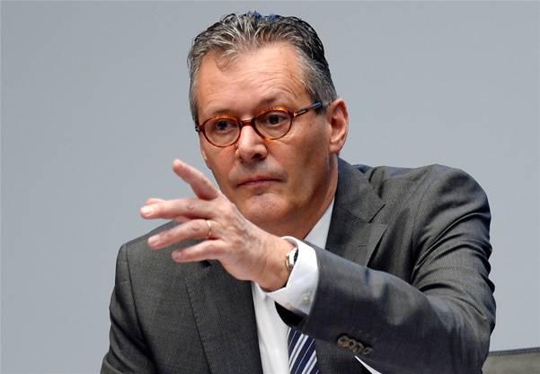 Paul Hälg: CEO Dätwyler Holding und Verwaltungsratspräsident Sika