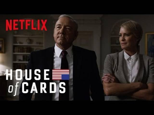 Der Trailer zur zweitletzten Staffel von House of Cards (Staffel 5)