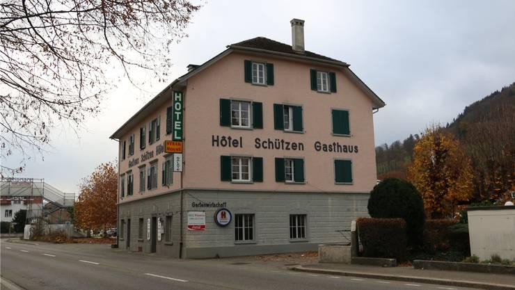 Das ehemalige Hotel Schützen befindet sich nun im Besitz der Stadt Laufenburg.