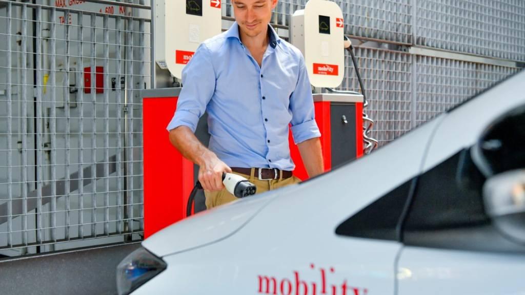 Die Albert Koechlin Stiftung engagiert sich für eine Mobilität in der Zentralschweiz, in der das Teilen von Fahrzeugen selbstverständlich werden soll. (Symbolbild)