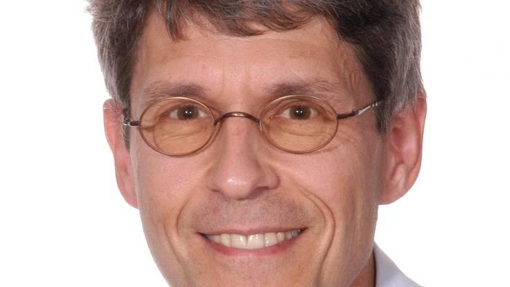 Der 61-jährige Andreas Hofmann aus Oberwil-Lieli. Er tritt im zweiten Wahlgang nochmals an.