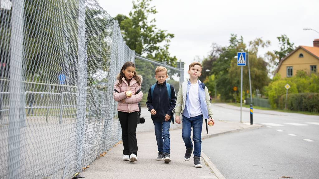 Schulanfang: Achtung Kinder!