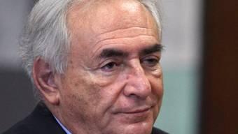 Vergewaltigungs-Ermittlunge eingestellt: Dominique Strauss-Kahn (Archiv)