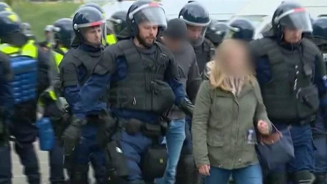 FCZ gegen FCA: Polizei räumt Fehler ein