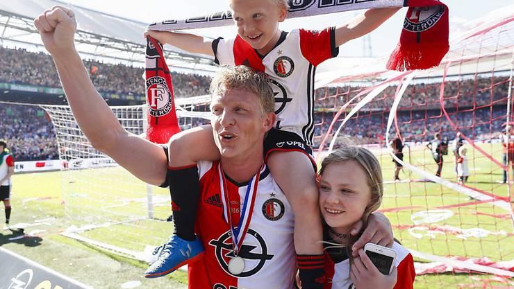 Dirk Kuyt beendet auf dem Höhepunkt seine Karriere