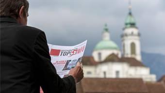 Das Fusionsprojekt Top 5 beschäftigt auch in Solothurn die Parteien.
