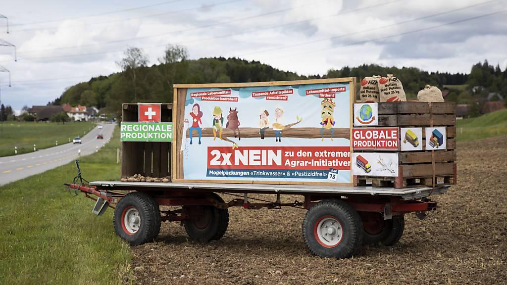 Trinkwasser- und Pestizidinitiative scheitern – So reagiert die Zentralschweiz