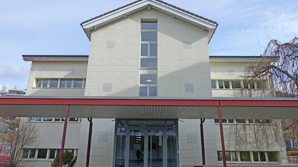 Horw: Raum im Schulhaus Hofmatt geschlossen