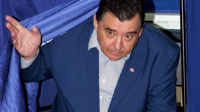 Parteichef Giorgos Karatzaferis teilt mit: Es gibt keinen gemeinsamen Sparkurs der griechischen Regierung (Archiv)