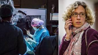 GLP-Grossrätin Barbara Portmann: «Die Enthüllungen rund um die manipulierten Abrechnungen am Kantonsspital Aarau werfen viel mehr Fragen auf, als sie beantwortet haben.»