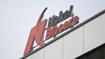 Das Japangeschäft drückte den Umsatz von Nobel Biocare
