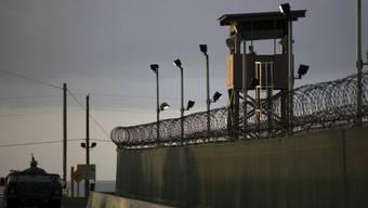 Das Guantánamo-Gefangenenlager auf Kuba