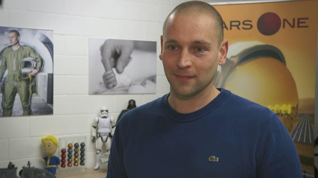 Aus der Traum: St.Galler Steve Schild muss sein Mars-Abenteuer begraben