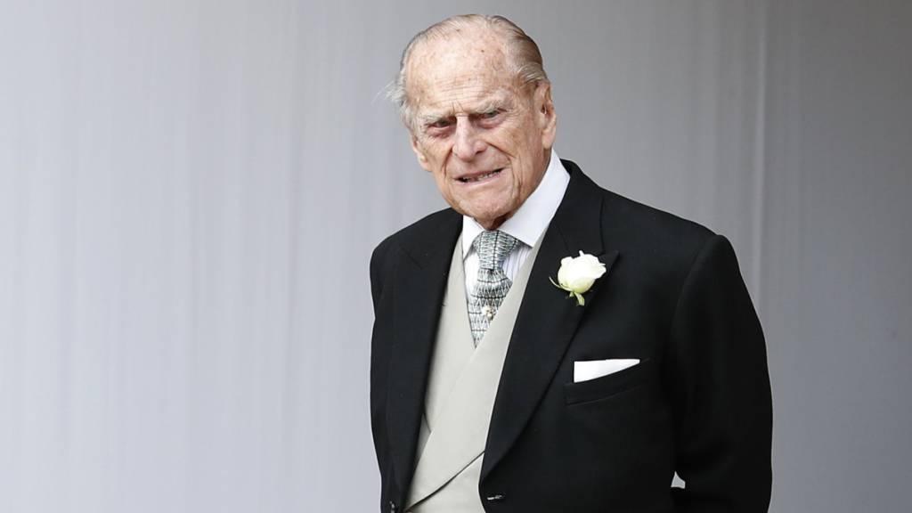 Prinz Philip jetzt 99 – mit der Queen im «königlichen Kokon»