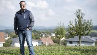 Für Johannes Sutter kommt sein Dorf Arboldswil noch lange gut alleine über die Runden.