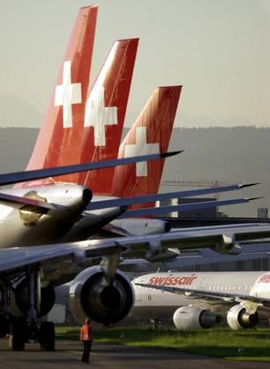 Am 2. Oktober 2001 lagen die Hoffnungen des Schweizer Luftverkehrs buchstäblich am Boden.