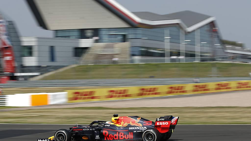 In Silverstone findet am Samstag zum ersten Mal in der Formel 1 ein Sprintrennen statt