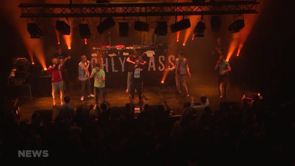 Rap-Combo Chlyklass meldet sich mit neuem Album zurück