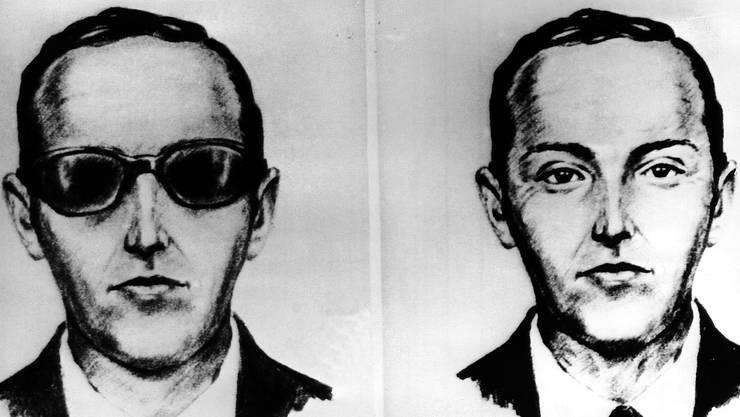 """""""Dan Cooper"""" nannte sich der Mann, der 1971 in den USA ein Flugzeug entführte und mit dem Lösegeld aus dem Flugzeug sprang. Der Fall bleibt wohl für immer ungeklärt. (Archivbild)"""