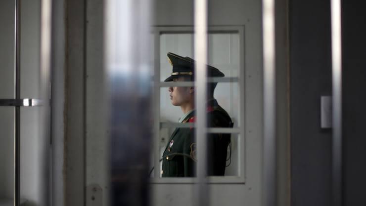 Der chinesische Journalist Chen Jieren ist zu einer Haftstrafe von 15 Jahren verurteilt worden. (Symbolbild)