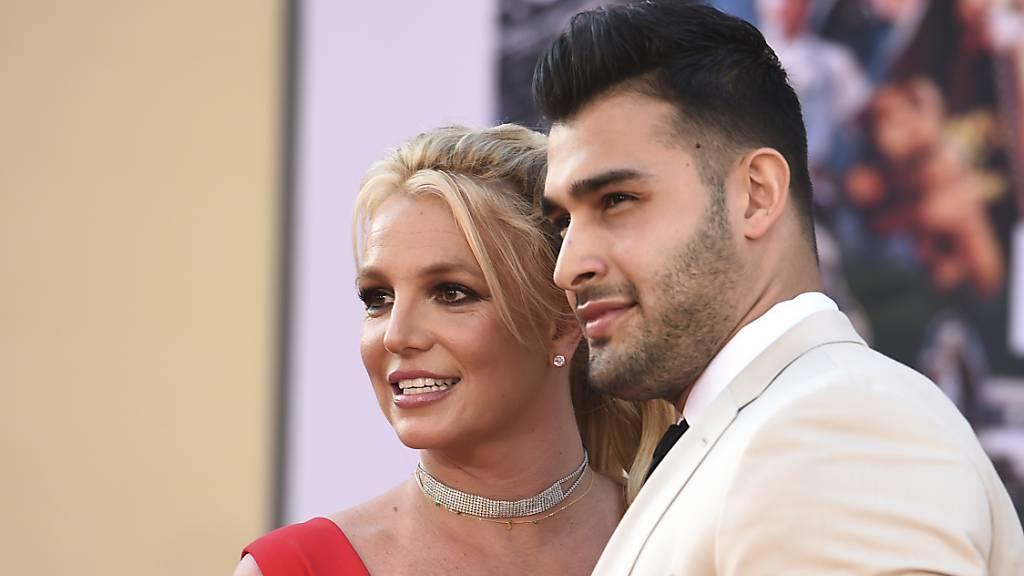 Bei Britney Spears läuten bald die Hochzeitsglocken