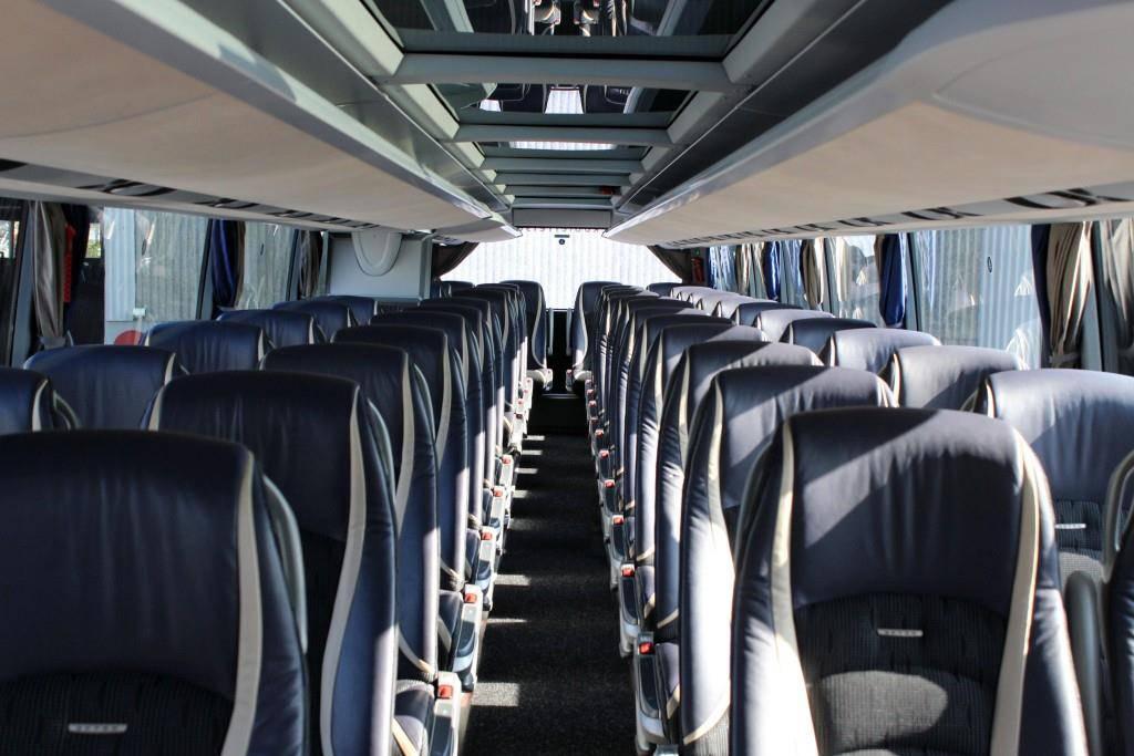 Das obere Deck bietet Platz für 48 Gäste. (© mas)