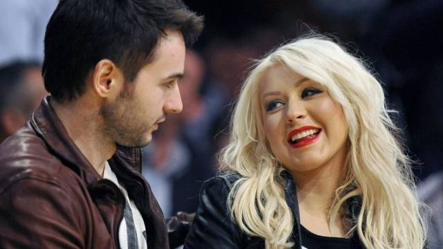 Sollen Eltern geworden sein: Aguilera und Rutler (Archiv)