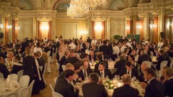 «Was als Verein zelebriert wird, führt zu einer höheren Identifikation»: Internationale Alumni-Konferenz der HSG 2012 in Interlaken. Alex Kaeslin