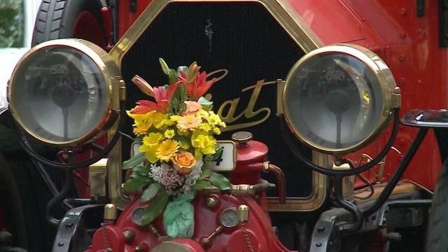 Blumenparade in Zofingen