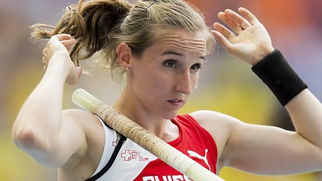 Kein Schweizer Rekord für Nicole Büchler