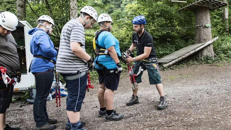 Das Sportamt Zürich bietet Camps speziell für übergewichtige Kinder an (Symbolbild).