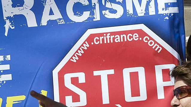 Anti-Rassismus-Demo in Genf (Archiv)